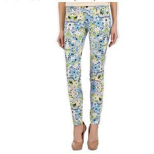 Vero Moda printed skinny jeans